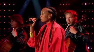Imany - Wonderful life (Live) - Le Grand Studio RTL