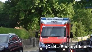 LF8 FF Großensee + RTW RVS RW Trittau