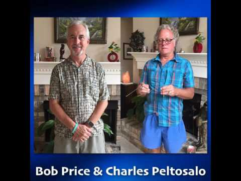 084 Institute for Neuroscience and Consciousness Studies and Dowsing with Bob Price & Charles...