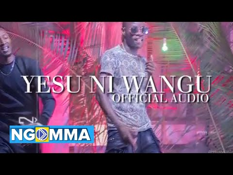 YESU NI WANGU - DANNY GIFT  X  GUARDIAN ANGEL {OFFICIAL AUDIO}