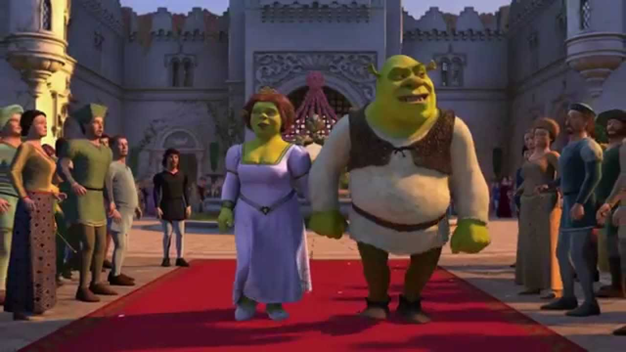 Shrek 2 Official 174 Trailer Hd Youtube
