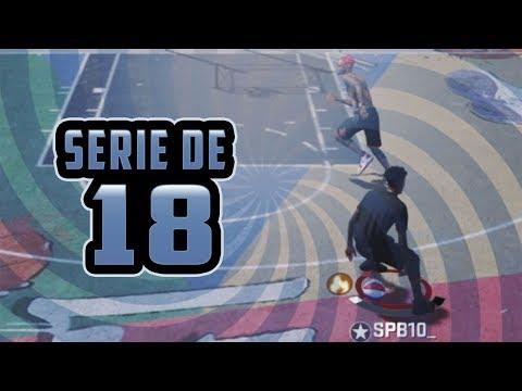 NBA 2K18 - LE CUISINIER #7 l Série de 18 l Iso au Playground l Conseils