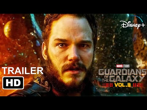 """Guardians of the Galaxy Vol. 3: New Teaser (2023) Special Look """"Concept"""""""