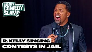 Mike Epps - R Kelly Singing Contests in Jail *HILARIOUS