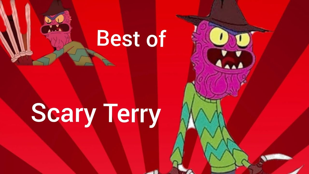 Best of Scary Terry | Rick and Morty