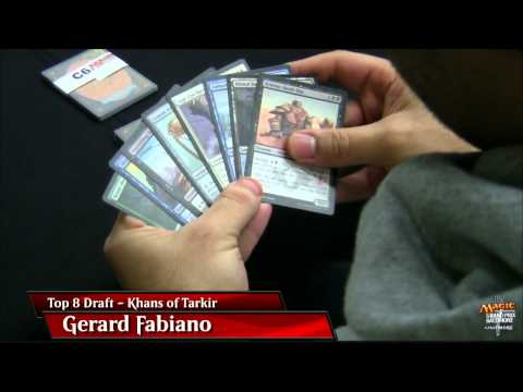 GP Baltimore Top 8 Draft Gerard Fabiano