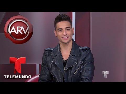 María Celeste entrevista al cantante Maluma en Al Rojo Vivo | Al Rojo Vivo | Telemundo