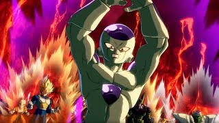 Dragon Ball FighterZ - Frieza's Story Mode All Cutscenes (1080p 60fps)