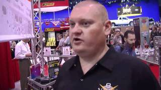 2010 SEMA V8TV Video Coverage: TCI 6X 6 Speed Automatic Overdrive Transmission