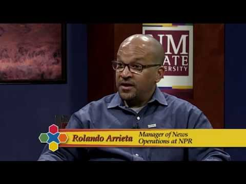 Fronteras 616: From NMSU Student to Fulbright Scholar - Rolando Arrieta