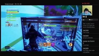 FORTNITE CONCOUR 7500 VBUCK - MODE SAUVER THE WORLD [FR/PS4/LIVE]