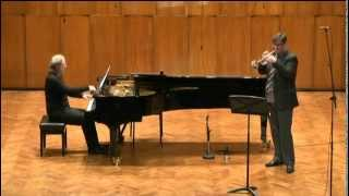 Ante Grgin Sonata for trumpet and piano - Mladen Djordjevic