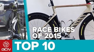 Top 10 Most Successful Race Bikes Of 2015