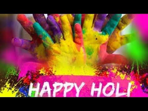 Happy Holi Whatsapp Status 2020 l Happy Holi Wishes 2020 l Holi Special Whatsapp Status Video 2020