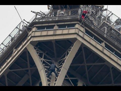 الشرطة الفرنسية تخلي برج إيفل من المواطنين والسياح  - نشر قبل 2 ساعة