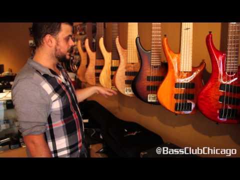 Bass Club Chicago shop walkthrough