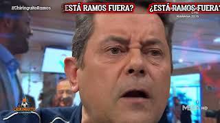 RONCERO le pide a SERGIO RAMOS que se QUEDE