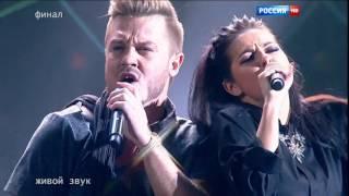 Арсений Бородин и Нюша - Чудо +  Выбор суперфиналиста из тройки