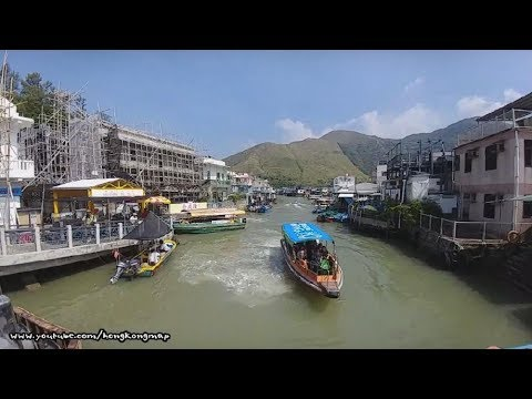 【Hong Kong Walk Tour】Tai O 大澳 (Part 3)