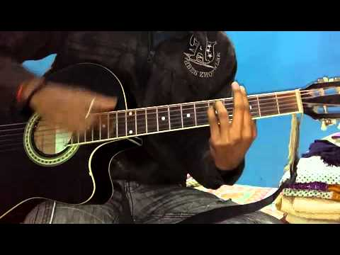 Guitar guitar chords of khamoshiyan : Khamoshiyan Guitar Chords and lesson - YouTube