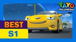 Let's Be Friends l Popular Episode l Tayo the Little Bus l S1 #12