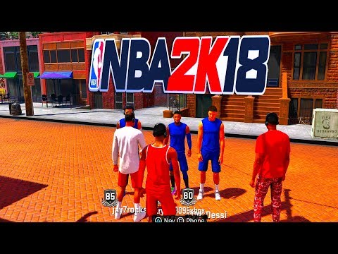 NBA2K18 - BLOODS VS CRIPS WHO WILL WIN?