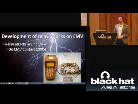 Relaying EMV Contactless Transactions Using Off-The-Self Android Devices