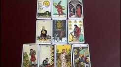 Tarot Card Minor Arcana Overview: Suit of Pentacles