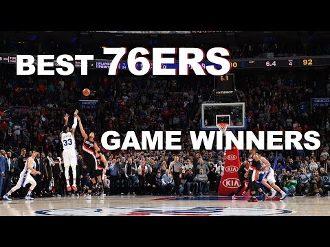 BEST of 76ers Game Winners Of The Season: Robert Covington and TJ McConnell