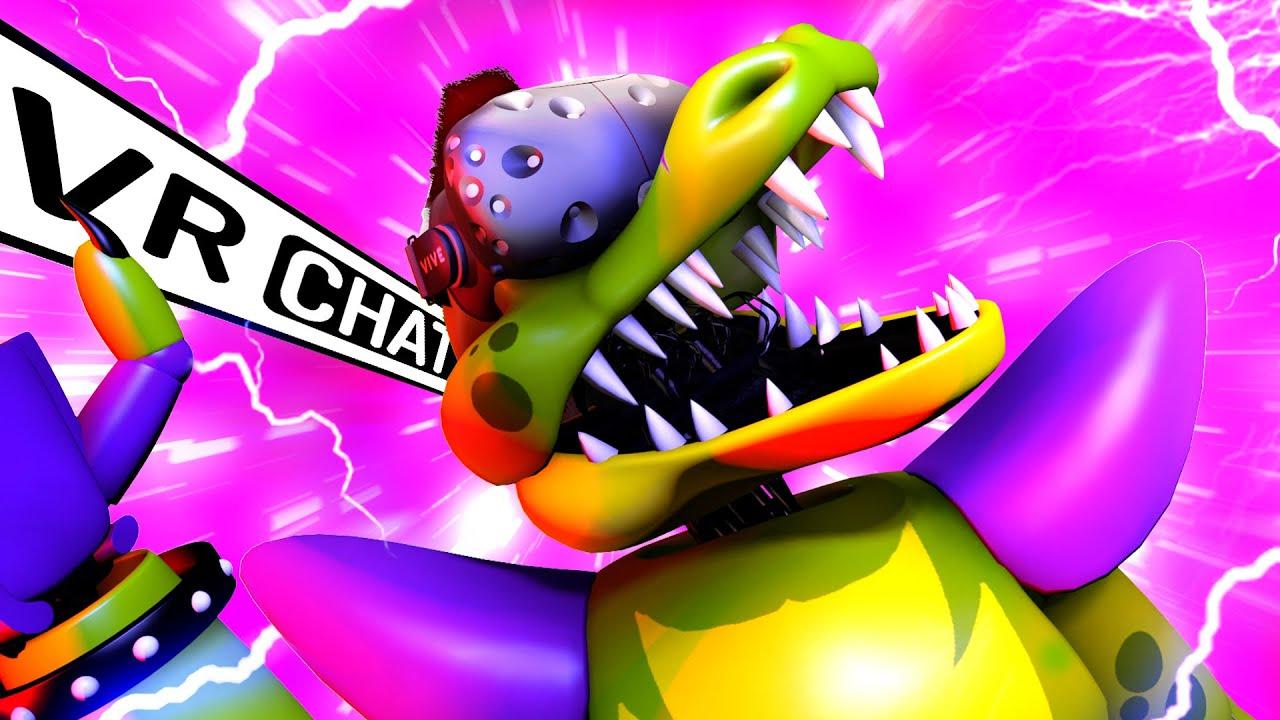MONTGOMERY GATOR Makes VRChat BURN!!!