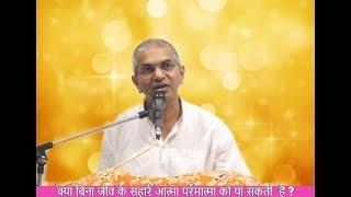 क्या बिना जीव के सहारे आत्मा परमात्मा को पा सकती  है ? श्री प्राणनाथ ज्ञानपीठ