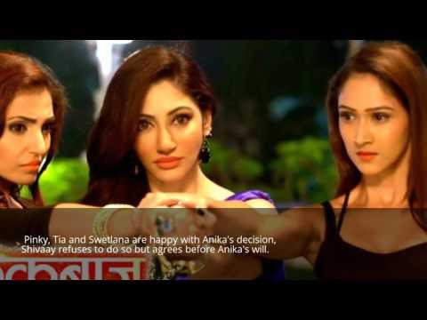 Ishqbaaz 3 February 2017 News Anika And Shivaay's Reunion Post Tia Gets Exposed