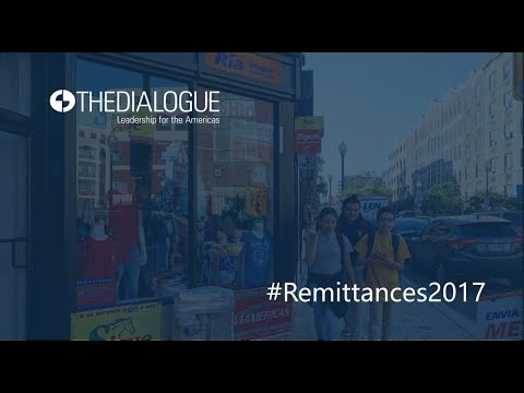 Remittances to Latin America and the Caribbean in 2017