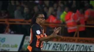Football Focus - Edgar Davids Makes Barnet Fc Debut