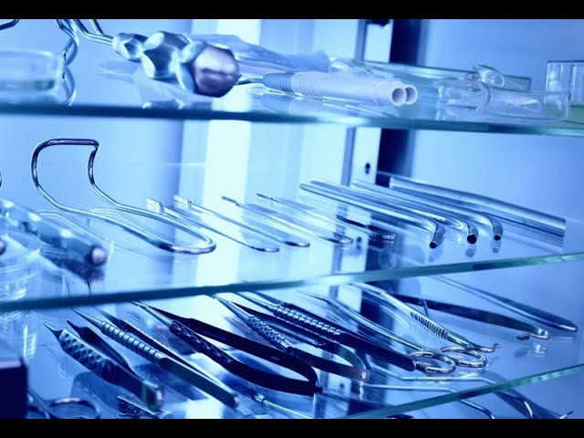Despre asepsie, dezinfectie, sterilizare - implanturi dentare / 29 sep 2020