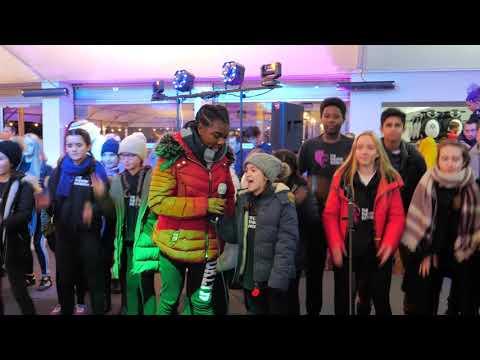 Ice Skate Birmingham & Free Radio Live Opening 2017