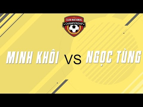 [13.11.2016] NgọcTùng vs MinhKhôi [Playoff VCK]