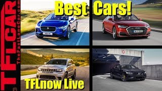 These Are the Best Cars We've Driven in 2018 (With Alex on Autos)! TFLnow Live #71