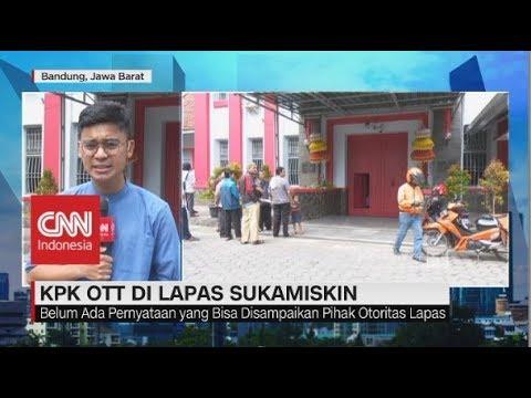 KPK Tangkap Kepala Lapas Sukamiskin Bandung
