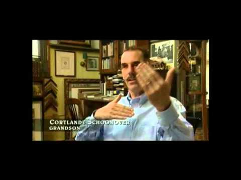 Frank E. Schoonover – A Long Life in Art - Video Part 3: Howard Pyle