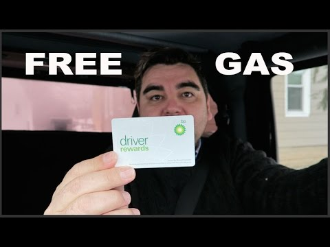 HOW I GOT FREE GASOLINE!!!!