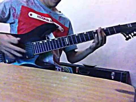 DEAD WITH FALERA - The Walking Dead (Guitar Cover)