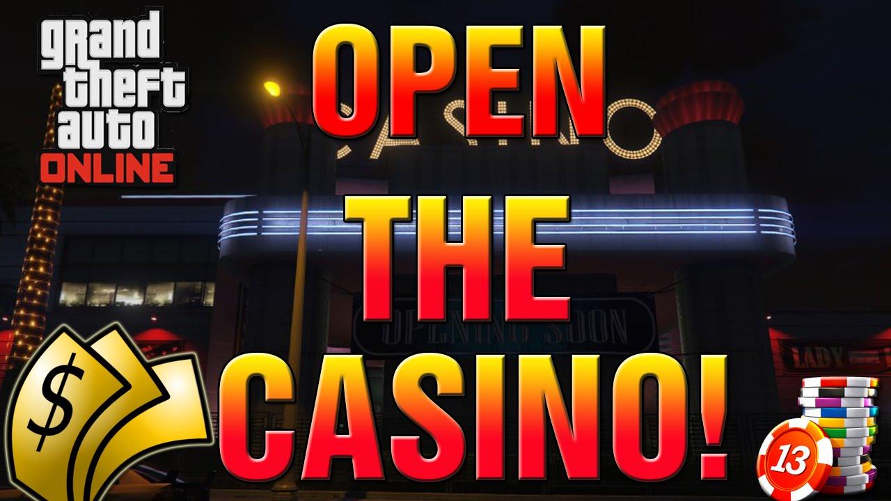Gta 5 Online Casino Opening