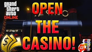 GTA 5 CASINO DLC - ROCKSTAR OPEN THE CASINO AND CASINO HEISTS IMMEDIATELY!(GTA 5 Online CASINO DLC! ROCKSTAR OPEN THE CASINO! For More GTA 5 & GTA 5 DLC Videos Subscribe: http://goo.gl/dchKHE And Click On That LIKE ..., 2016-01-30T04:34:50.000Z)