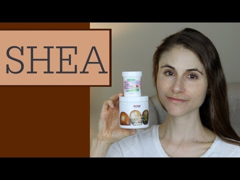 SHEA BUTTER FOR SKIN & HAIR| DR DRAY