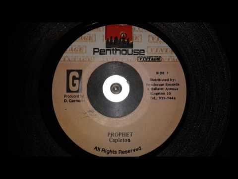 Capleton - Prophet (Batty Rider Riddim) [Vinyl]