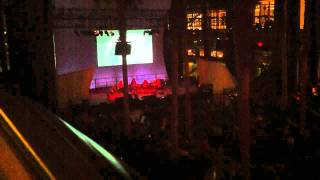 Скачать The Apollo Project Deep Blue Day Brian Eno At World Financial Center Winter Garden