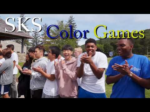 The Storm King School's Color Games 2017