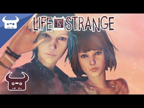 LIFE IS STRANGE RAP | Dan Bull & Cammie Robinson