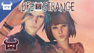 LIFE IS STRANGE RAP | Dan Bull & Cammie Robinson Video
